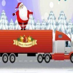 Caminhão do Papai Noel
