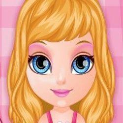 Vamos jogar com a Barbie agora aqui na festa do pijama? Você vai preparar deliciosas comidas, chamar as amigas e escolher um lindo visual para a Barbie ficar fashion e se divertir bastante.