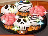 Sara cupcakes de Halloween