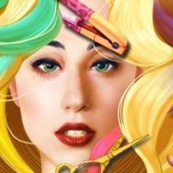 Salão de beleza da Lady Gaga