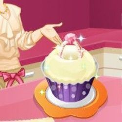 Cupcakes de casamento da Sara