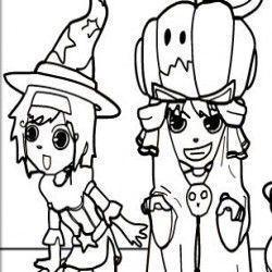 Vamos usar a criatividade para poder pintar o desenho do halloween? Você vai poder escolher as cores e caprichar nesse colorido. Vamos iniciar o jogo?