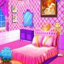 Vamos começar agora um jogo online maravilhoso? Você terá a oportunidade de mostrar seu bom gosto fazendo a decoração do quarto da princesa. Use a criatividade e capriche nas suas escolhas.