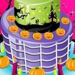 Para a festa de halloween ficar mais bacana você deverá agora caprichar na escolha dos enfeites e arrasar na decoração de um bolo assustador. Use a criatividade e deixe o bolo bem bonito.