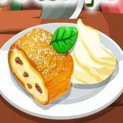 Esse é um jogo de culinária para você poder caprichar na arte culinária e fazer uma deliciosa receita de biscoitinho com recheio de maçã. Com atenção siga cada etapa do modo de preparo.