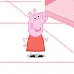 Peppa Pig decorar casa