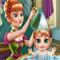 Anna Frozen babá