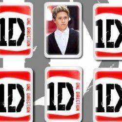 Vamos jogar agora um divertido jogo da memória com os famosos do One Direction? Aqui agora sua missão é encontrar os pares idênticos das cartas e marcar pontos para passar de fase. Vamos jogar?...