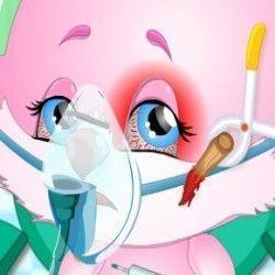 Nesse jogo agora você vai poder cuidar do nosso amigo coelho e deixa-lo bem de saúde. Agora é a hora de você mostrar que é uma boa veterinária e fazer o tratamento completo para o bichinho ficar...