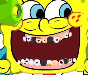 Bob Esponja e amigos no dentista