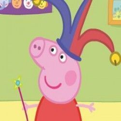 Que tal você brincar agora e se divertir muito escolhendo as roupas e acessórios para nossa querida Peppa Pig?  Você deverá caprichar nas escolhas para deixar essa porquinha fashion para ir na f...