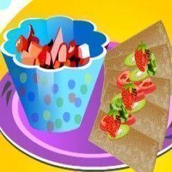 Que tal colocar a mão na massa e preparar uma deliciosa receita de geleia de frutas para comer com biscoitos? A receita é prática e o palhaço do circo vai te ajudar na cozinha. Vamos cozinhar?...
