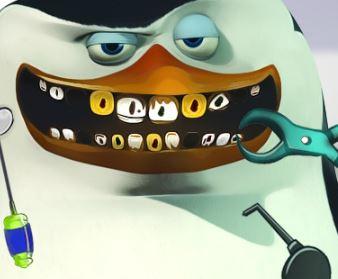Dentista do Skipper