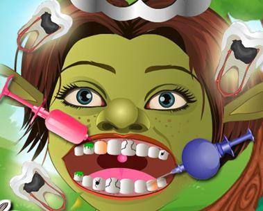 Dentista para Fiona