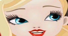 Use o seu talento e criatividade para poder cuidar da pele da Apple White e depois que ela estiver com a pele, bem bonita faça uma maquiagem de halloween. Deixe ela bem no clima da festa das bru...