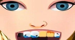 Um jogo online de dentista para você se divertir e deixar a menina com um sorriso lindo. Aqui agora você vai poder caprichar em cada detalhe do atendimento e fazer todo procedimento até que os d...