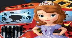 Que tal ajudar a princesa Sofia a lavar o caminhão que está sujo? Você agora deverá mostrar sua habilidade e deixar o caminhão bem limpinho e brilhando. Enxágue, passe sabão, depois lustre com...