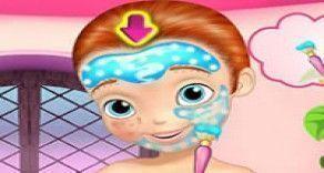 Para fazer a maquiagem da Princesa Sofia você antes deverá caprichar na limpeza de pele para poder tirar as manchas e deixar a jovem com o rosto liso e sedoso. Depois você deverá fazer a maquiag...