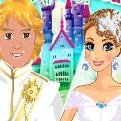 Anna e Kristoff casamento