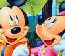 Encontrar letras cenário da Disney