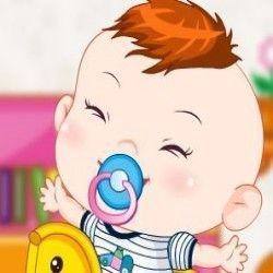 Esse é um jogo superlegal para você poder brincar de vestir roupas e acessórios no bebê. Faça a escolha de cada item e deixe o bebê bem bonito. Vamos usar a criatividade agora?