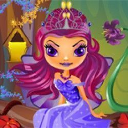 Um jogo maravilhoso para você poder fazer a maquiagem da fada princesa. São diversas opções para que essa fada fique linda e maravilhosa. Escolha agora todos os itens para ela ficar linda.