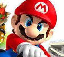 kart 3D do Mario