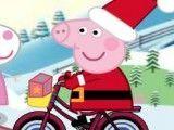 Peppa Pig na neve aventuras