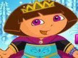 Dora look Frozen