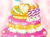 Fazer e decorar bolo da princesa