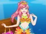 Roupas da Barbie sereia