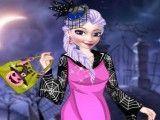 Elsa e Anna fantasias das bruxas