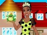 Vestir Tiara princesa