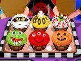 Cupcakes decoração de halloween