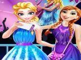 Vestir Anna e Elsa evento facebook