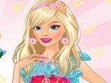 Barbie roupas de doces