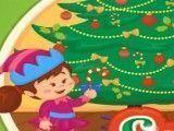 Limpeza da casa de Natal