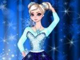 Bailarina Elsa roupas