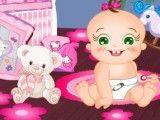 Bebê decoração do quarto