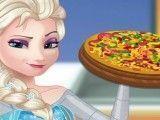 Receita de pizza da Elsa grávida