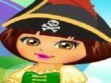 Dora pirata encontrar objetos