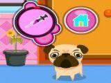 Barbie veterinária pet shop