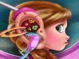 Cuidar do ouvido da Anna