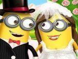 Vestir Minions para casar