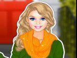 Barbie moda outono