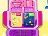 Organizar mochila da Dora