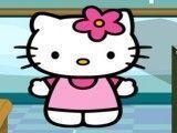 Hello Kitty contas matamáticas