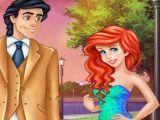 Ariel roupas para sair com namorado