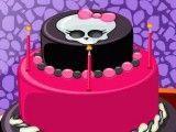 Monster High bolo decorar