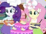 Fazer bolo My Little Pony